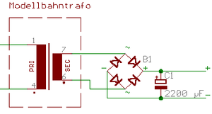 negativer widerstand elektronik