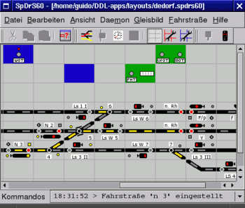 Modellbahnsteuerung via PC – DerMoba