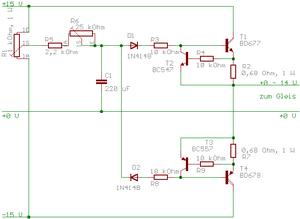 Schaltplan Modelleisenbahn Analog - Wiring Diagram